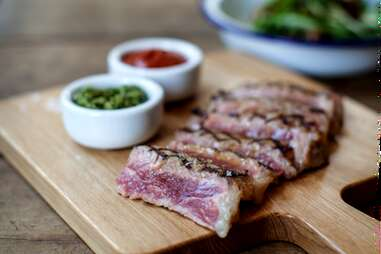 Pig & Butcher roast -- london