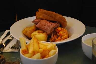 The Horseshoe roast -- london