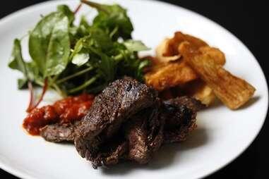 The Modern Pantry roast -- london