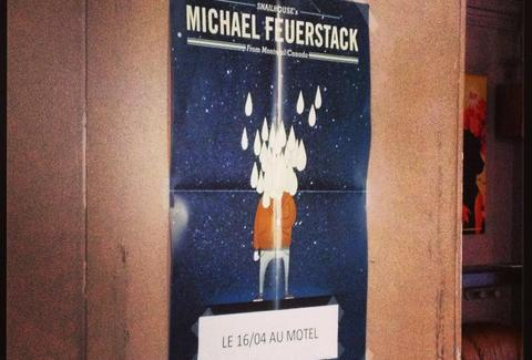 Le Motel-Paris-Poster