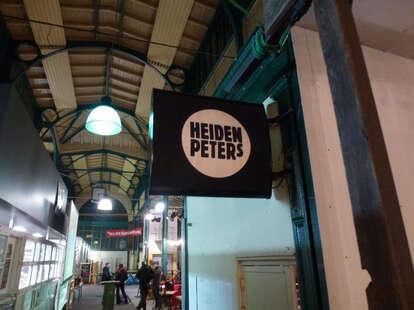 Heidenpeters at the Markthalle Neun