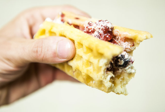 Taste-testing Taco Bell\'s new Very Berry Taco: It\'s not very berry good