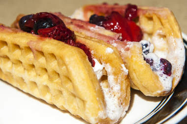 Taco Bell's new Very Berry Taco