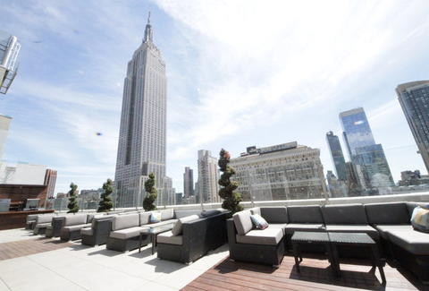 Monarch rooftop - NYC