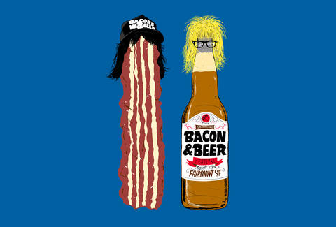 Beer and Bacon Festival