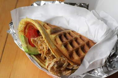 Waffle & Wolf - Waffle Sandwiches NYC