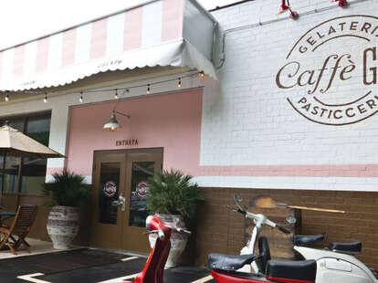 Caffe Gio entrance - Atlanta