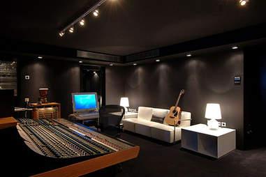 Villa Rockstar Recording Studio, Eden Rock Hotel - St. Barths, Carribbean