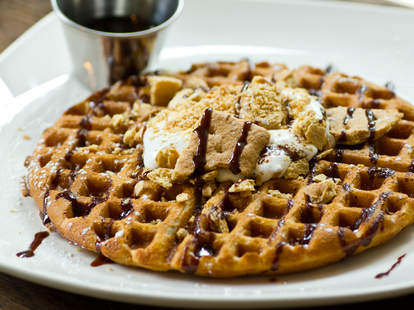 Folk Art - S'mores Waffle
