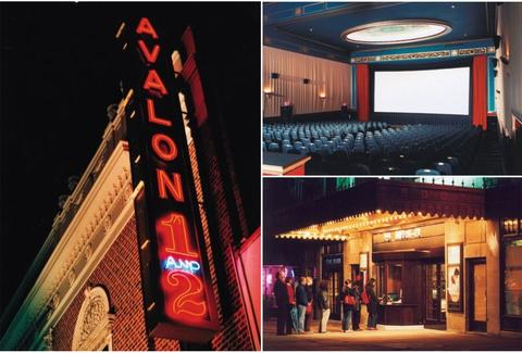 7 Movie theatres to booze in Avalon
