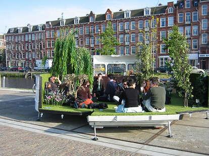 Urban Campsite Amsterdam