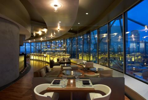 five sixty interior and view