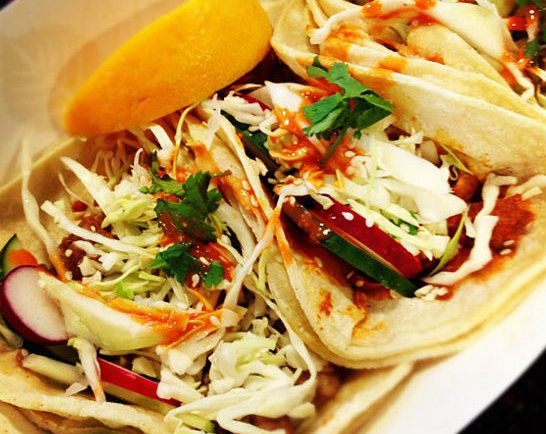 Eat these amazing tacos for free; go back for great BBQ sammies