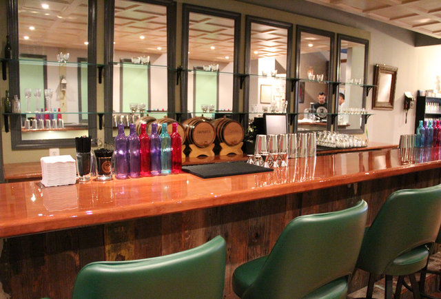 Rittenhouse gets a cocktail bar AND a living room