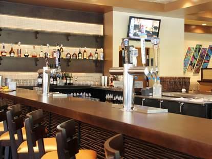 Bar at four40 in Cumming, Georgia
