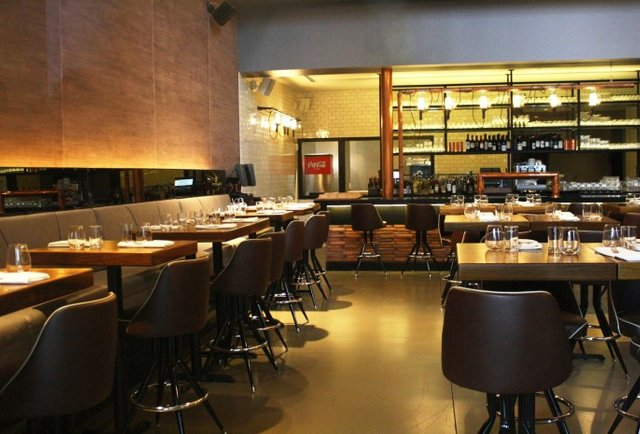 A smooth lil\' Italian spot for Midtowners