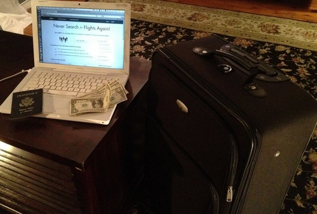 Get a pro to do your airfare searching