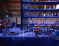 Bar at Theory Vodka Bar in Seattle