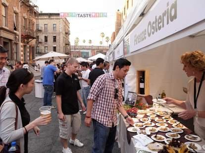 The Taste-Food Festival-Los Angeles