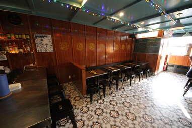 Whiskey Soda Lounge - Interior