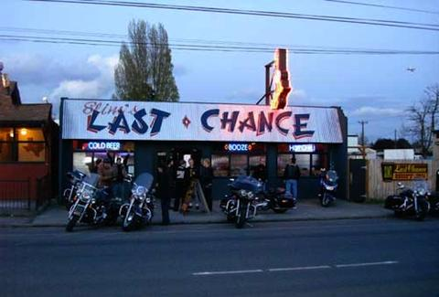 Slim's Last Chance  -- seattle
