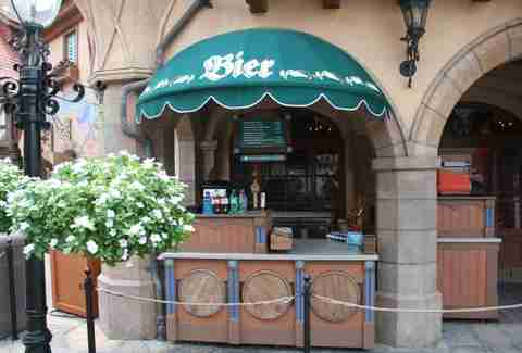 Epcot Germany Bier