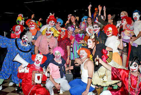 Clown Crawl Austin