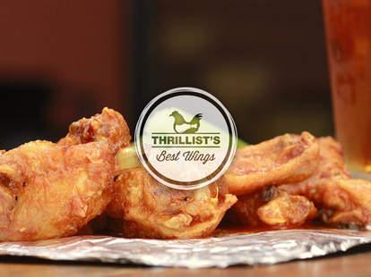 Delicious Buffalo wings