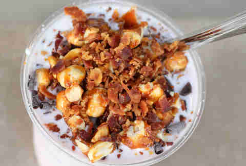 Bacon Flurry