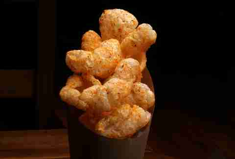 Pork Rinds at Publican