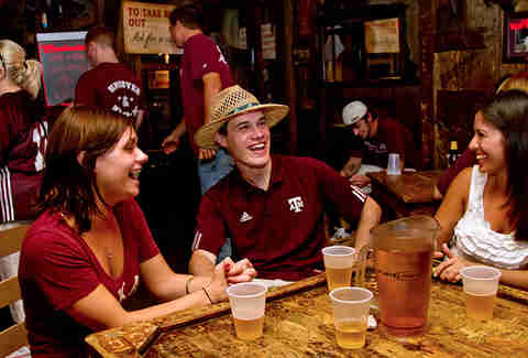 Dixie Chicken Texas A&M