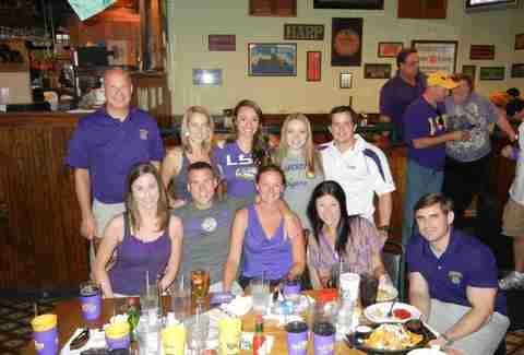 The Chimes LSU