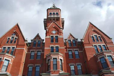 Danvers State Hospital for the Criminally Insane