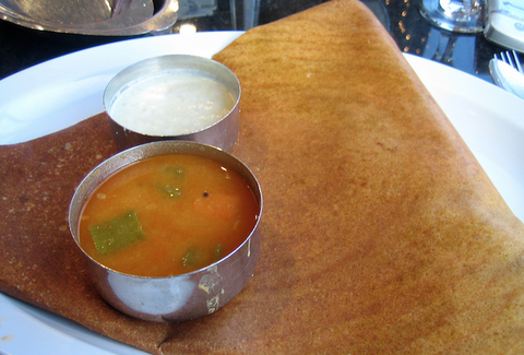 Mysore Woodlands Dosa -- Chicago