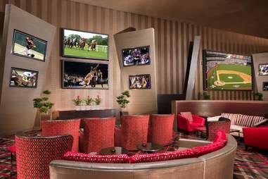 Aria Sports Book -- Best Football Watching Las Vegas