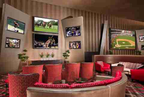 Aria Sports Book -- Best Football Watching Las Vegas