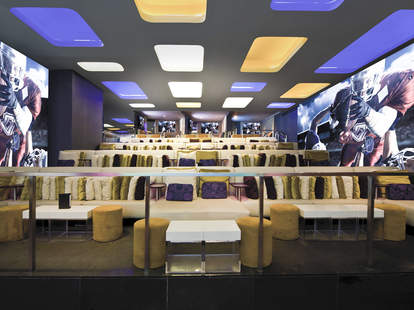 Best Places to watch Football in Vegas