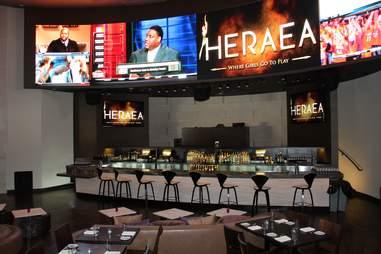 Heraea -- Best Football Watching Las Vegas