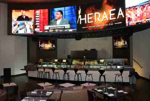 Heraea -- Best Football Watching Las Vegas