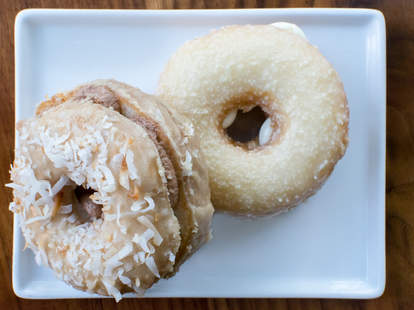 Doughscuits from Endgrain in Roscoe Village