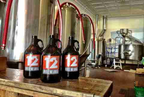 Twelve Degree Brewing Denver