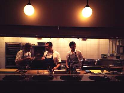 LUksus kitchen - NYC