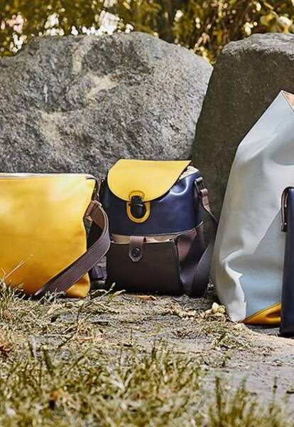 Leather bags from SOTO