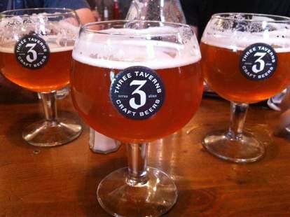 Three Taverns Beer