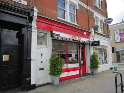 Cafe 209 London