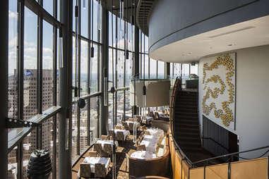 Sundial Restaurant, Bar & View