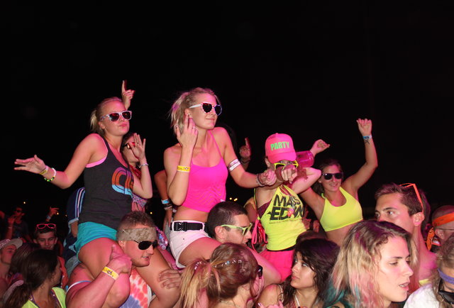 The Ladies of Electric Zoo