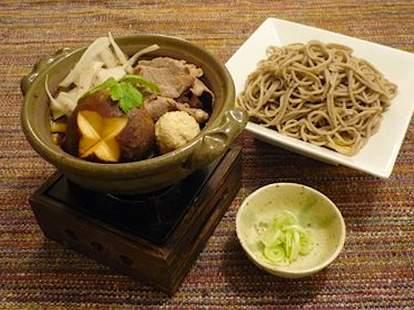 Noodle bowl at Cocoron