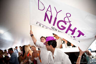Day and Night - labor day bucket list