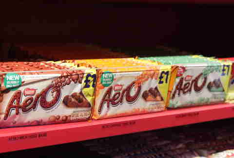 London Candy Co - Aero